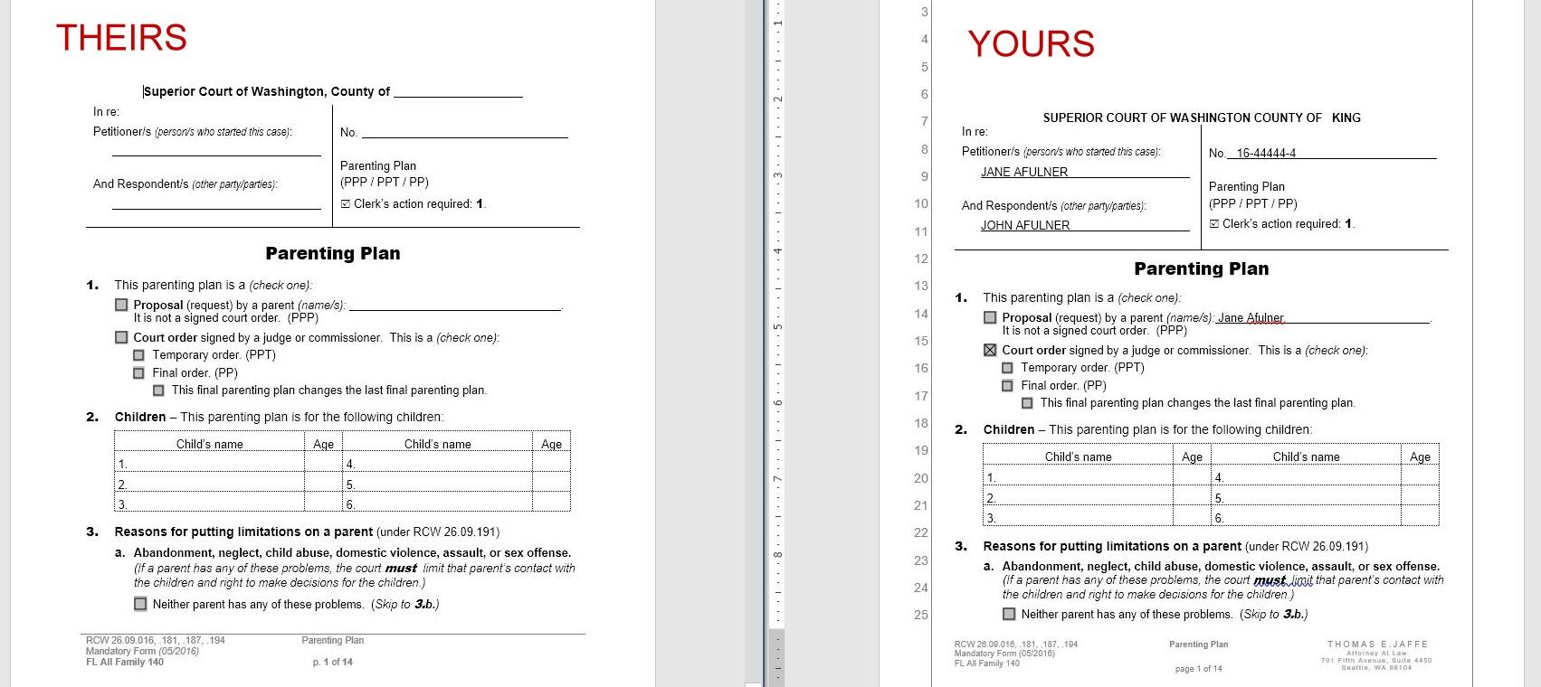 worksheet Washington Child Support Worksheet cs suite software cs